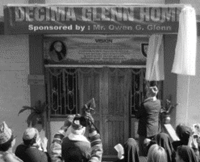 Decima Glenn House