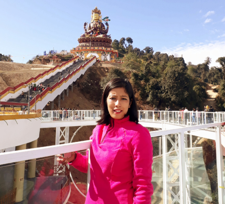 Meet Sulochana Thapa, GFF Representative – Nepal
