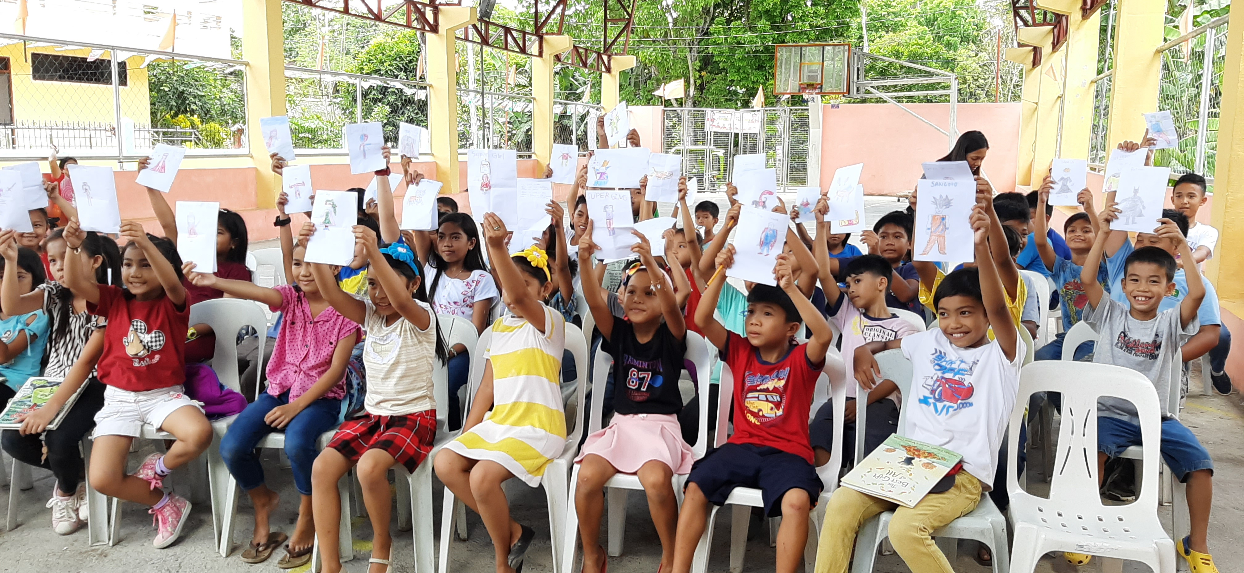 GFF Philippines Summer Camp