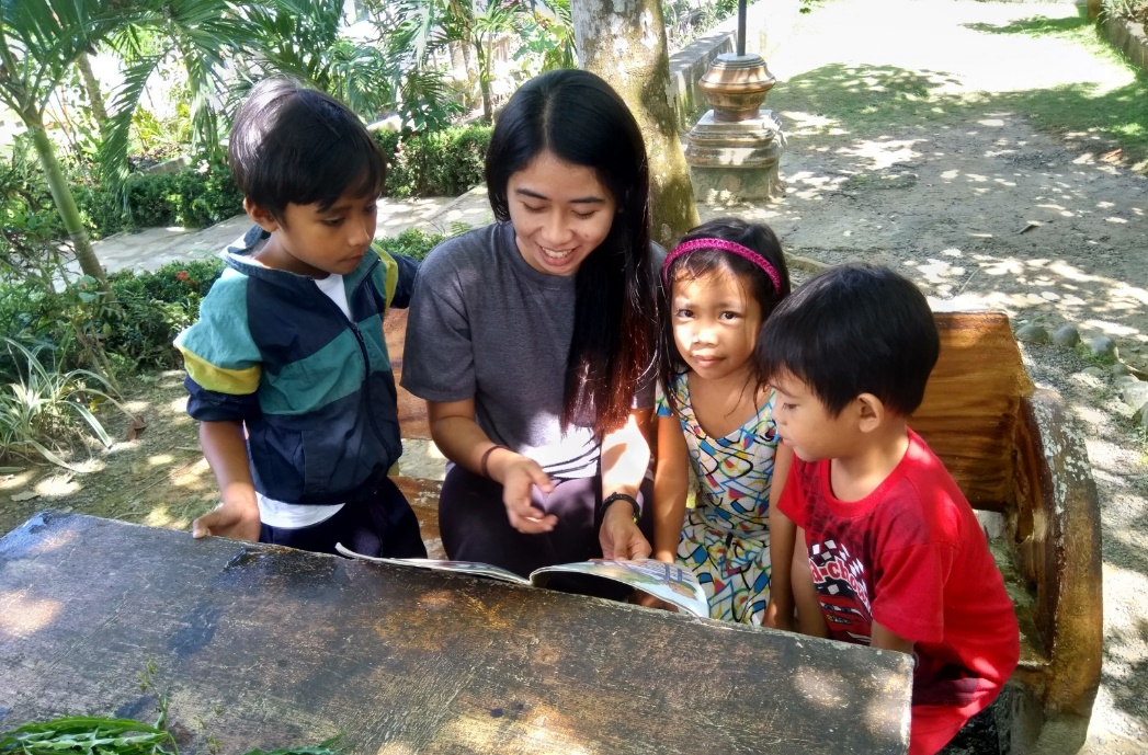 Reading Workshop and Mobile Library 2020: Developing a Love for Reading – Philippines