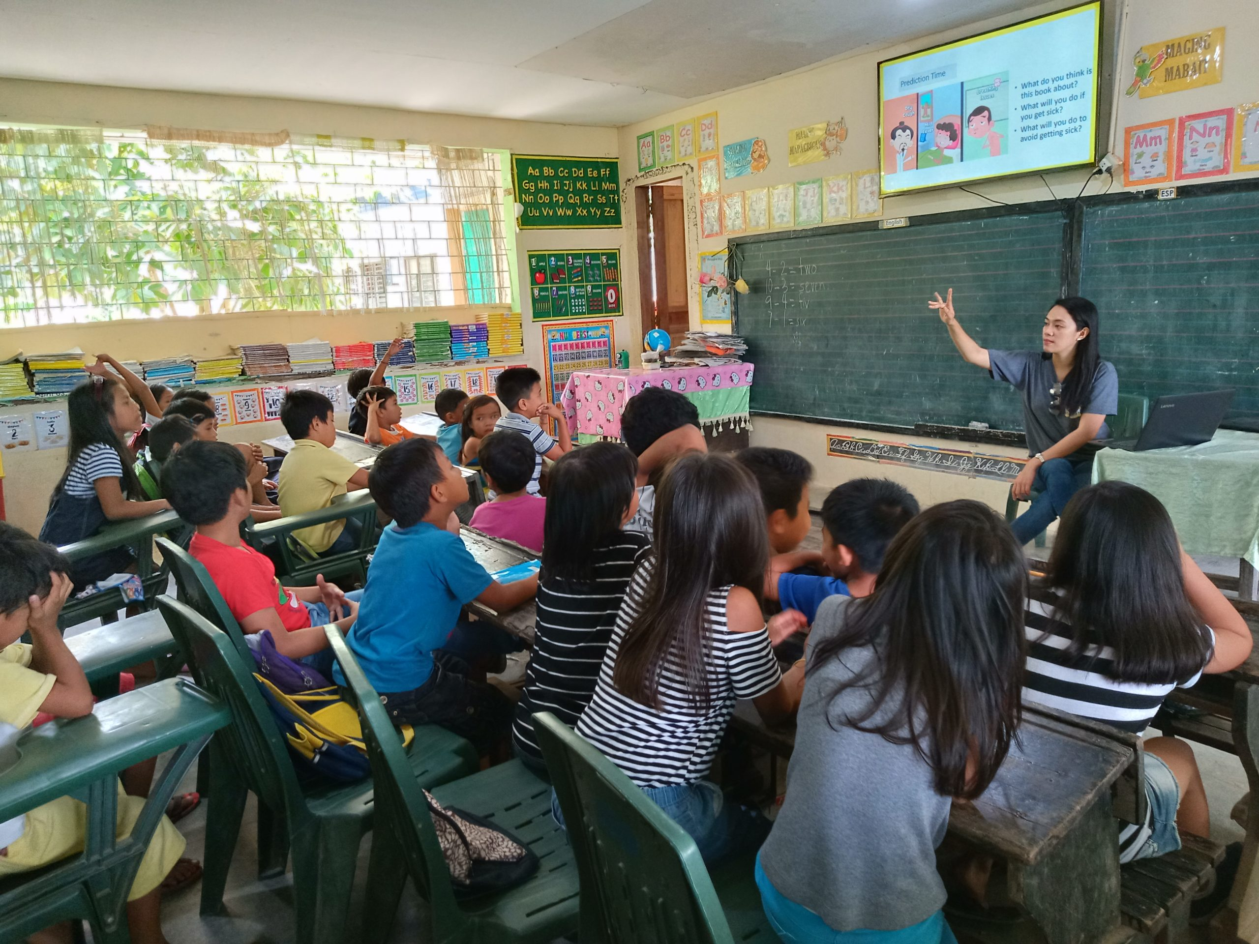 COVID-19 Awareness in Schools – Philippines