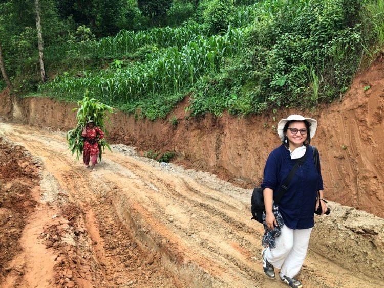 Meet Minket Lepcha – GFF Representative Nepal