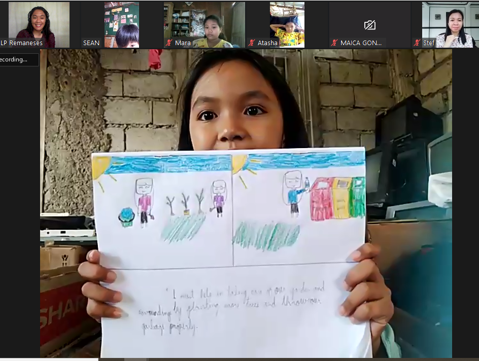 Online Storytelling2021– Enriching the children's minds and hearts through stories.